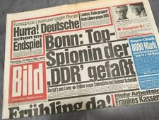 Bildzeitung BILD 19.03.1988 * Das besondere Geschenk zum 30. 31. 32. Geburtstag