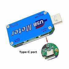 RD UM25 USB 2.0 Type-C LCD Voltmeter Ammeter Voltage Current Meter