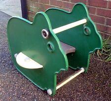 More details for 1970s vintage australian ausplay fairground playground ride on wombat rocker