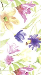 Mitteldecke Blumen Lucy, 80 x 80 cm aus Airlaid, Centre table cover