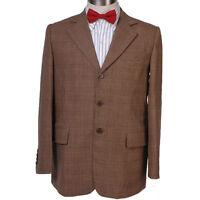 Doctor Who 11th Doctor Matt Smith Jacket Coat Halloween Costume