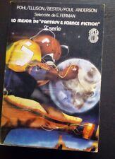Lo mejor de Fantasy & Science Fiction 2º serie. Pohl, Ellison... Ciencia Ficción