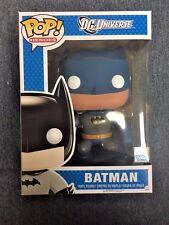"""Funko Pop DC Universe Batman (Blue) 9"""" Giant Chase Version Vaulted MINT"""