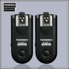 DISPARADORES FLASH YONGNUO  YN-603N II PARA NIKON (funcionan con Canon también)