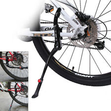 1x Heavy Duty Mountain Bike Bicycle Cycle Prop Sides Reak Kick Stand Adjustable