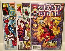 Deadpool (Marvel Comics) 1 19 20 21 28 29 31 The Circle Chase NM Lot