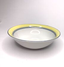 Royal Doulton Blueberry 2 - 6 1/4� Soup/Cereal Bowls - a pair