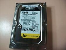 """Western Digital RE3 Enterprise 250GB Internal 7200RPM 3.5"""" (WD2502ABYS) SATA HDD"""
