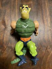 Whiplash #2 1984 He-man MOTU Mattel Masters of the Universe Figure Vintage