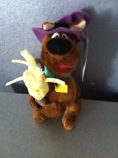 """SCOOBY DOO WITCH 8""""-9""""PLUSH WARNER BROTHERS MINT 1999"""