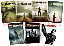 The Walking Dead DVD ALL Season 1-7 Complete DVD Set Collection Series Episodes