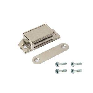 Heavy Duty Magnetic Door Catch Cupboard Cabinet Wardrobe Door Magnet Latch 6kg