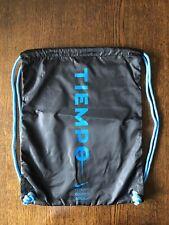 Nike Tiempo Football Drawstring Boot Shoes Gym Training PE Bag Zip Pocket Inside