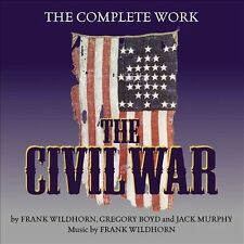 The  Civil War: The Complete Work by Various Artists (CD, Jan-1999, 2 Discs, Atl