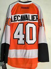 Reebok Premier NHL Jersey Philadelphia Flyers Vincent Lecavalier Orange sz 2XL