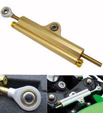 Gold Aluminum Steering Damper Stabilizer for Kawasaki Ninja 250 EX300 Z1000 Z750