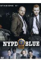 DVD490 - DVD - NYPD BLUE - Stagione 1 Disco 1 - Episodi 1.1 - 1.4