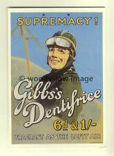 ad3354 - Supremacy! Dibbs Dentifrice , First World War - Modern Advert Postcard