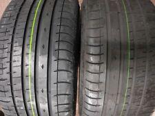 2X NEW ACCELERA PHI SPORT 255/45 ZR18 XL 103Y A1 PERFORMANCE CAR TYRES 255 45 18