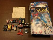 Matchbox Voltron I The Deluxe Warrior Set w/ Original Box and Instructions