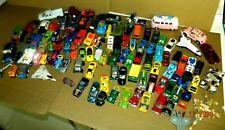 (d)Look!! Huge Lot 100+ Hot Wheels Matchbox  kinsmart other some old 9-10 lbs
