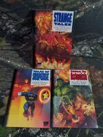 3 pc Marvel Select Strange Tale, Tales Astonish And Tale To Astonish Comics CS