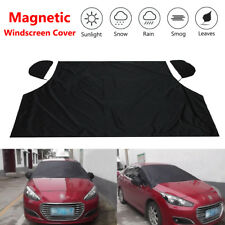 Car Windshield Magnetic Cover Waterproof Snow Ice Frost Wind Winter Protector US