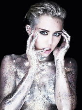 Miley Cyrus ART SILK POSTER 24x36