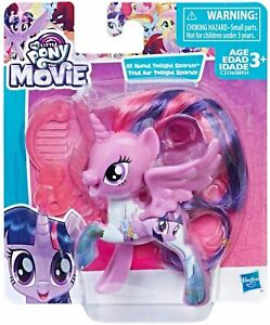 My Little Pony~The Movie~All About Twilight Sparkle~Mini Figure~New Factory Seal
