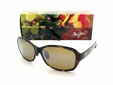 NEW Maui Jim KOKI BEACH Olive Tortoise & HCL Bronze Polarized H433-15T