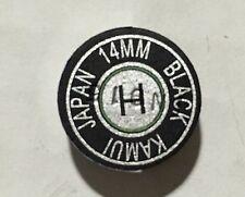 Kamui Black Hard Pool Cue Tips 14mm Quantity 1 Tip FREE Shipping