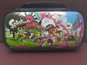 Splatoon 2 Game Traveler Deluxe Travel Case for Nintendo Switch