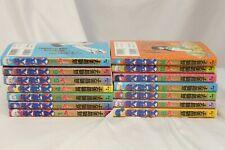 Inuyasha Japanese Ed Rumiko Takahashi Vol 1-14 Anime Comics