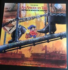 An American Tail (1986) Vinyl LP • Soundtrack, James Horner, Linda Ronstadt
