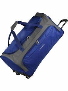Travelite Garda XL Reisetasche Sporttasche mit Rollen 72 cm blau B-Ware #3707