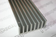 Large Aluminium Heatsink 150x 47x 19mm with M3 Mounting holes