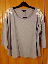 M & S Cotton Rich T Shirt - Size 26 BNWT