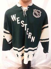 CCM Classic NHL Jersey New York Rangers Nash Green All-Star sz 2X