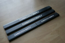 Einstiegsleisten Aluminium für LAND ROVER DISCOVERY 3 & DISCOVERY 4