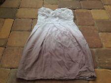 Do & Be Women's Juniors Ruffled Ombre Mini Dress Size L WOW!!!!