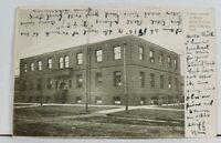 Lincoln Nebraska Conservatory of Music, State University c1906 Postcard L18