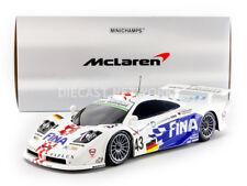 Minichamps MCLAREN F1 GTR BMW Motorsport LE MANS 1997 #43 1/18 Scale New Release