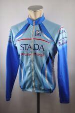 Santini SMS cycling bike jacket Radjacke jersey maglia Gr. L Stada  O23
