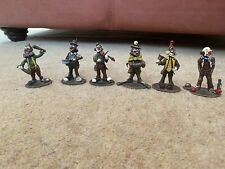 Happy Chappy Pewter clowns By Mark Models