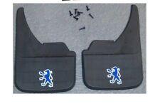 Peugeot Logo Universal Van Mudflaps Front Rear Boxer Expert Mud Flap Guard