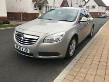 Vauxhall Insignia 2.0 CDTI 160 Exclusive NO RESERVE Diesel Automatic Silver