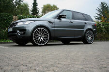Finus Alufelgen 10x22 Zoll 5x120 ET40 Land Rover Range Rover Sport LS LW LM LA