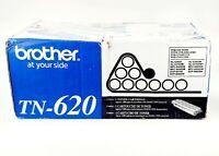Brother TN620 Toner Cartridge - Black new sealed box damaged