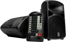 Yamaha Stagepas 600i 680W Portable PA System for iPod/iPad USB - In Orig. Box!