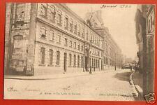 CPA Nouvelles Galeries1904 postcard Lycée de Garçons AMIENS 80 Somme A